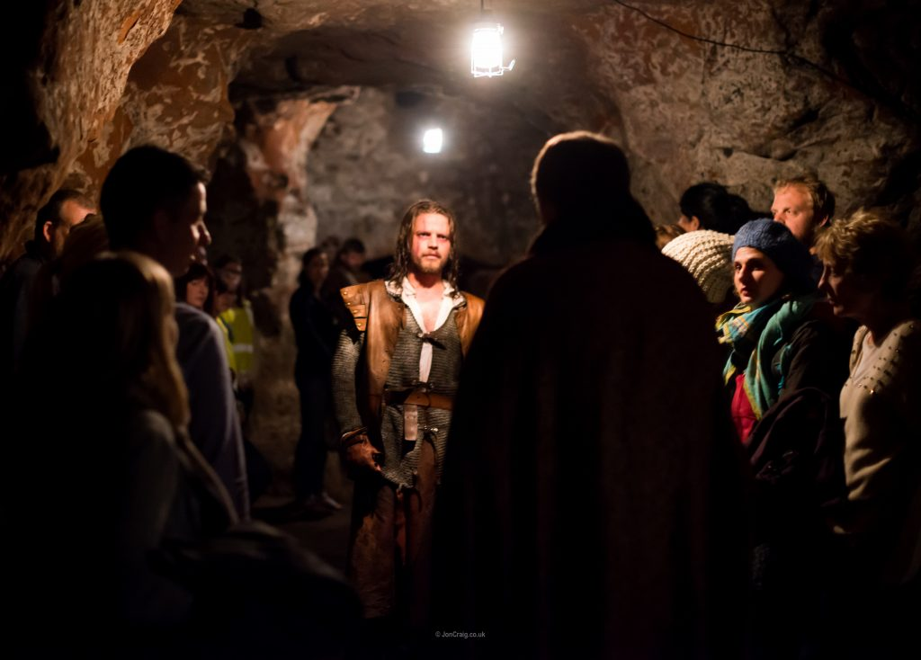 Macbeth at Redcliffe Caves