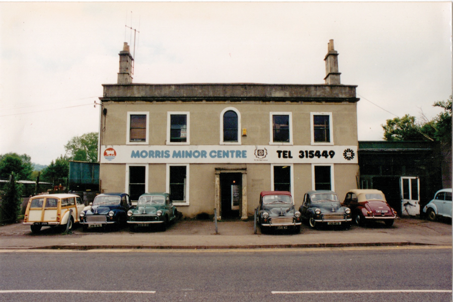 Morris Minor Centre