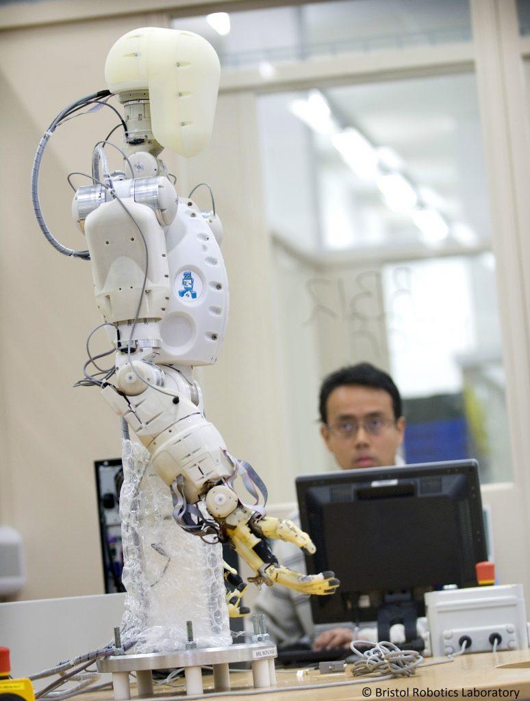 Bristol Robotics Laboratory