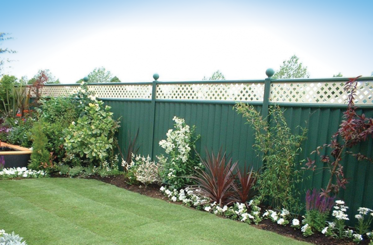 Summer ready fencing with colourfence the bristol