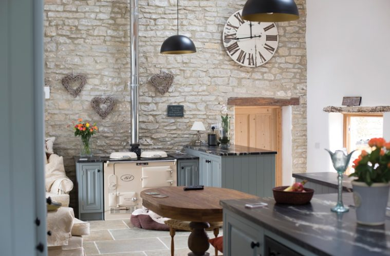 The Modern Country Kitchen: With the grain - The Bristol ...
