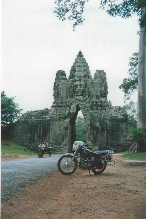 Angkor Wat, Cambodia (The travels of Jacqui Furneaux)