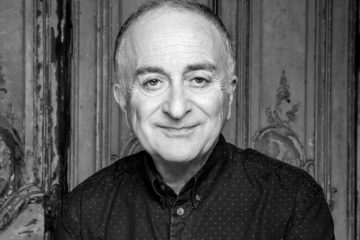 Tony Robinson Clifton Village LItFest